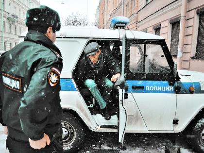 Арест Алексея Панина