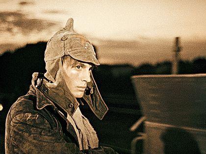 Лановой сыграл главную роль в картине «Павел Корчагин»