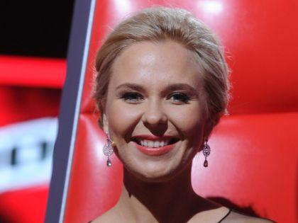 Известная певица Пелагея