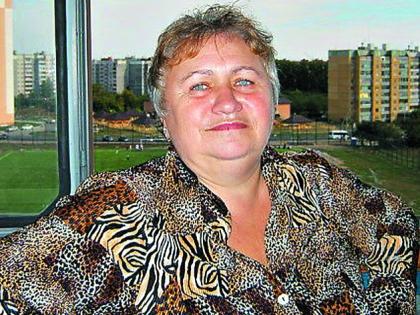 Антонина Перфильева