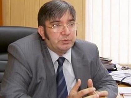 Украинский правозащитник Эдуард Багиров