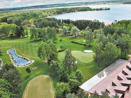 Отец Мантурова тоже причалил в яхт-гольф-клубе «Пирогово»