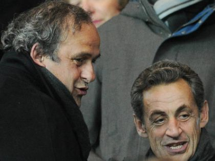 По мнению президента ФИФА, в том, что ЧМ-2022 пройдет в Катаре, виноваты Мишель Платини и Николя Саркози