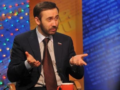 Госдума лишила Илью Пономарева депутатской неприкосновенности 7 апреля