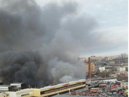 На пожаре в ТЦ «Адмирал» погибли 17 человек, 23 пострадали
