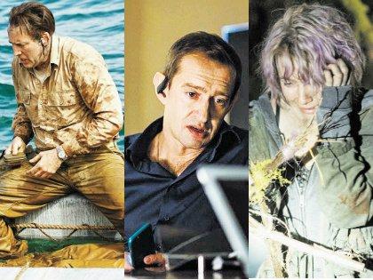 Три главных фильма осени