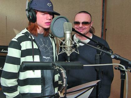 Никита и Владимир Пресняковы