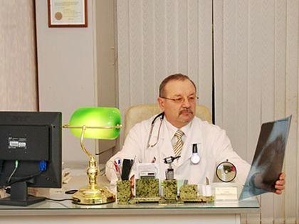 Пульмонолог Сергей Пурясев