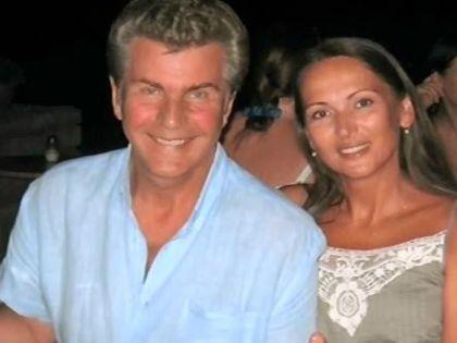 Ярослав Евдокимов с женой Ириной