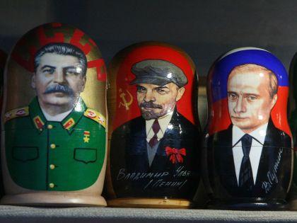 Рейтинг Путина якобы составляет 89,9%