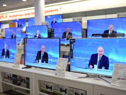 Кампания по освещению войны в Сирии направлена на поколение «Путин»