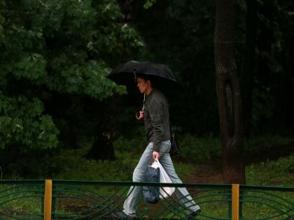 Дожди в Москве будут идти еще пять дней
