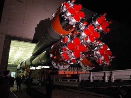 Ракета «Союз» вместе с кораблем «Прогресс М-27М» стартовала с космодрома Байконур в 10:09 мск