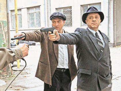 «Разведчики. Война после войны» (2008)