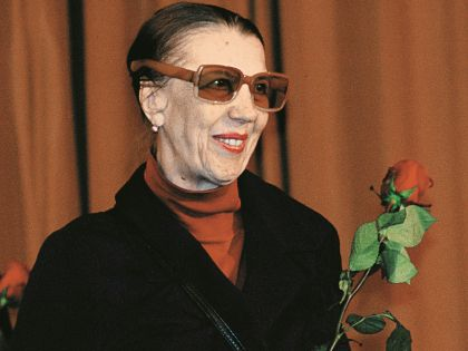 Татьяна Носова в 1999 году