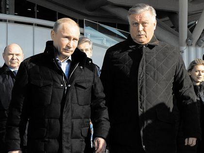 Формально Путин из «Озера» уже «выплыл», а Якунин пока остался