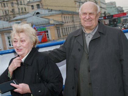 Родители Гоши Куценко