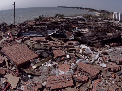 Руины на Украине