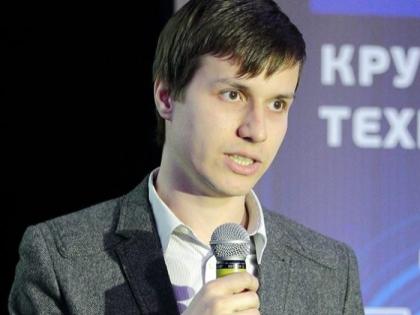 Руководитель проекта Hi-Tech@Mail.ru Дмитрий Рябинин