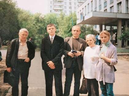 Семья для Назарова – это святое