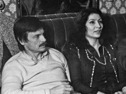 Андрей Тарковский в гостях у Джуны, 1981 г.