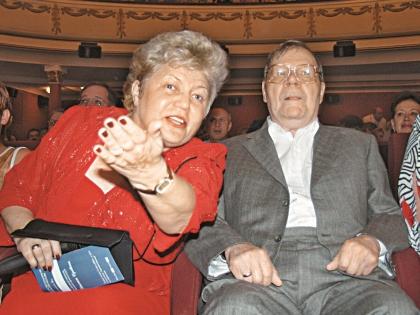 Последняя жена Пуговкина Ирина получила все его наследство