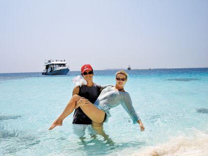Газманов с супругой Мариной