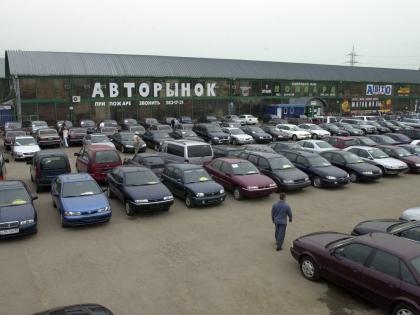 Рынок в авто в России немного оживился