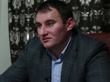 Адвокат подозреваемого Хамзата Бахаева Заурбек Садаханов