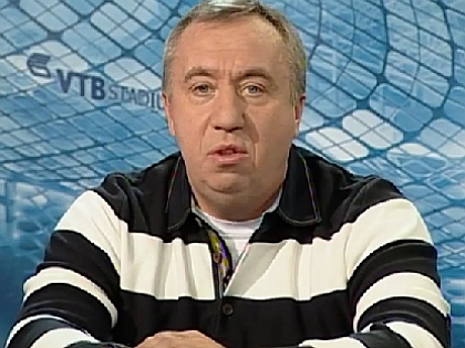 """Генеральный менеджер """"Динамо"""" и сборной Андрей Сафронов"""