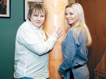 Ирина 8 лет была замужем за Викторым Салтыковым
