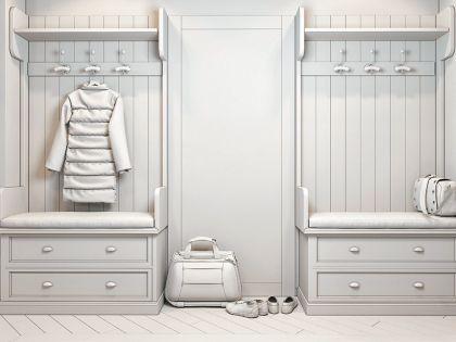 Белый цвет не всегда «экономит» пространство