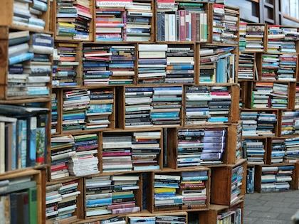 Потери книжного фонда составили 5,42 млн книг