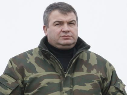 Незаконно приватизированную дачу у Сердюкова отобрали в марте