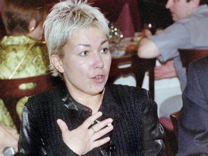 Ксения Стриж в 2006 году