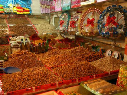 Марокканский базар