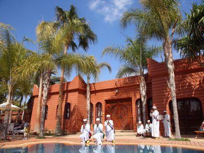 Гостеприимство и красота в Марокко повсюду