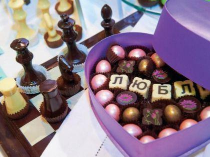 Наша задача, чтобы шоколадные подарки от «Конфаэль» вызвали радость, удивление, восторг