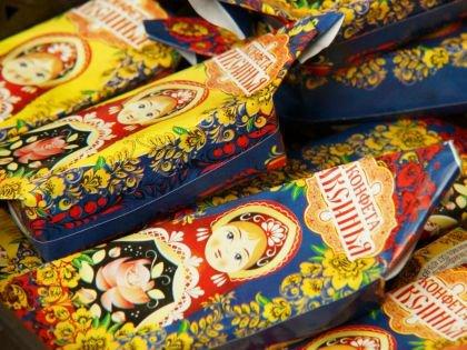Россияне отнюдь не относятся к главным сладкоежкам мира