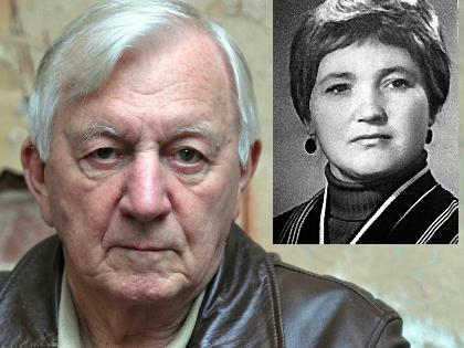 Георгий Штиль и его первая жена