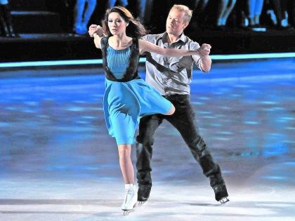 Сергей Славнов и Марина Ким