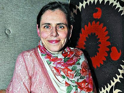Мария Смоктуновская