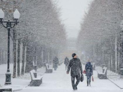 Синоптики предрекают холодную неделю