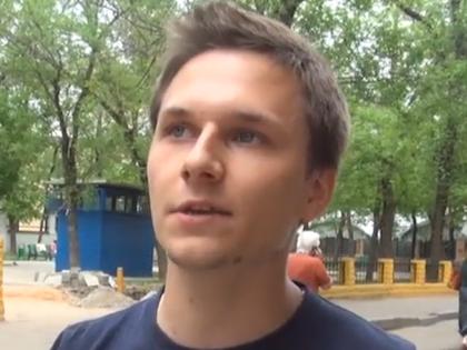Координатор программы «Ямы в цвет» Александр Борисов