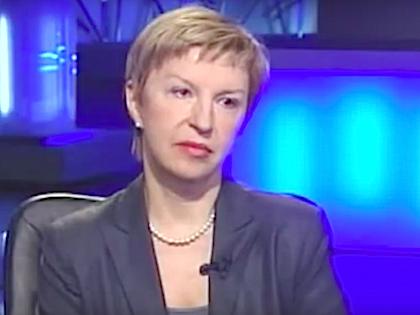 Генеральный директор Центра фискальной политики Галина Курляндская