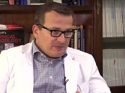 Онколог Андрей Пылев считает, что о заболевании раком нужно говорить
