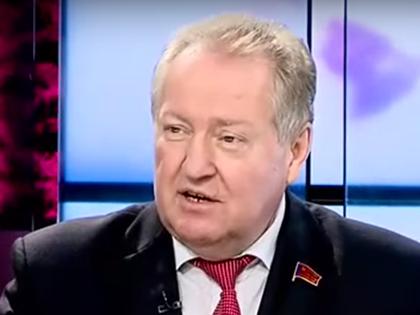 Депутат Сергей Обухов