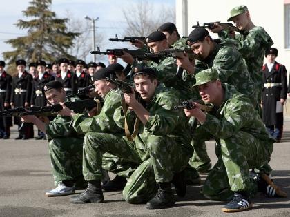 С солдатами расторгают контракт и устным приказом отправляют добровольцами в Ростовскую область