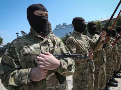 Элла Полякова: На границе с Украиной солдат, по некоторым данным, охраняют внутренние войска