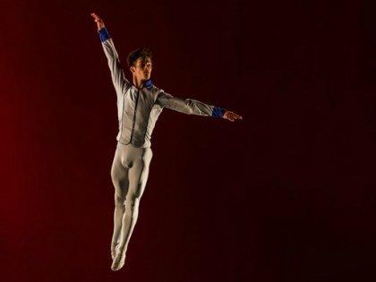 Андрей Сорокин в балете «Вариации Сальери»